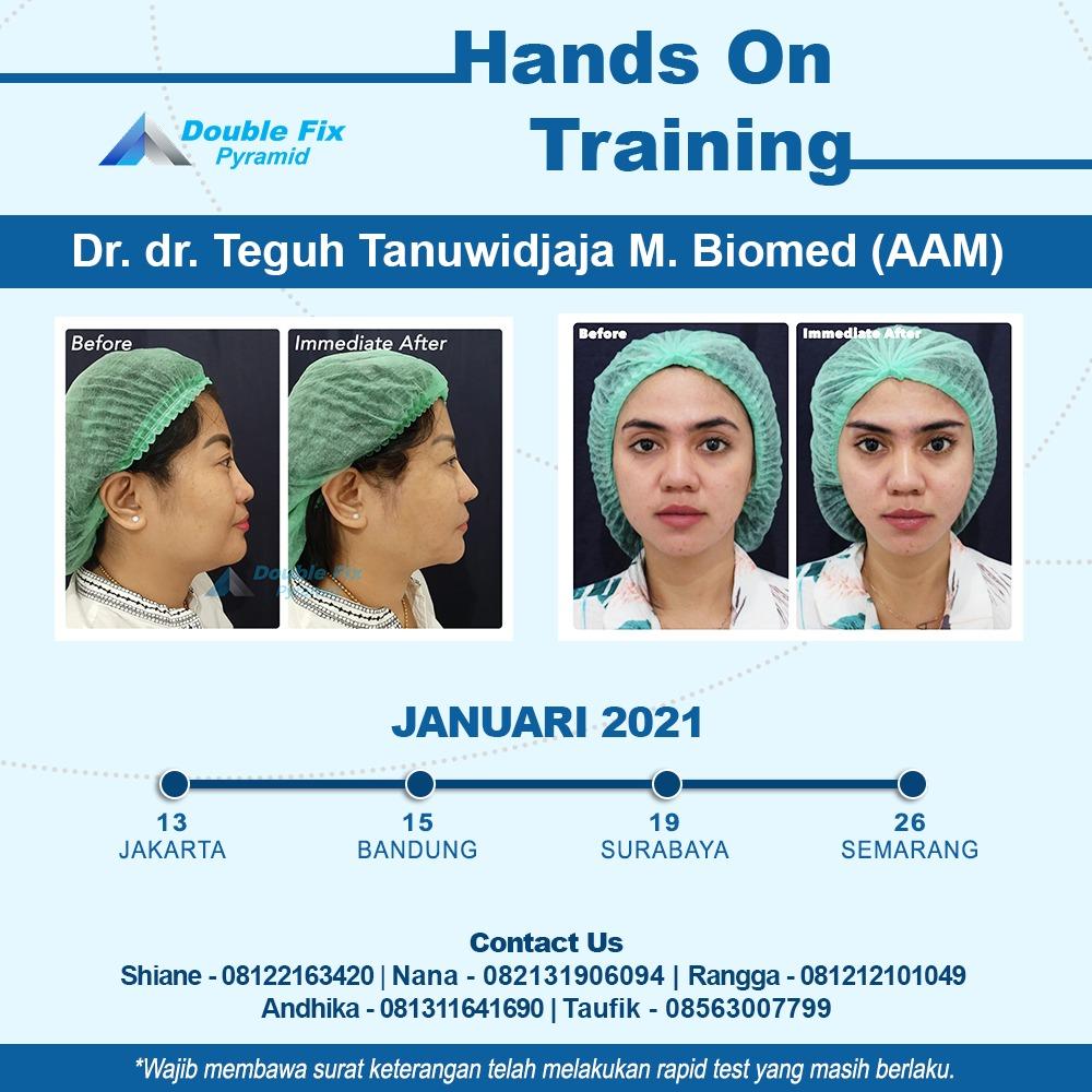 Double Fix-Pyramid Hands On Training - January 2021